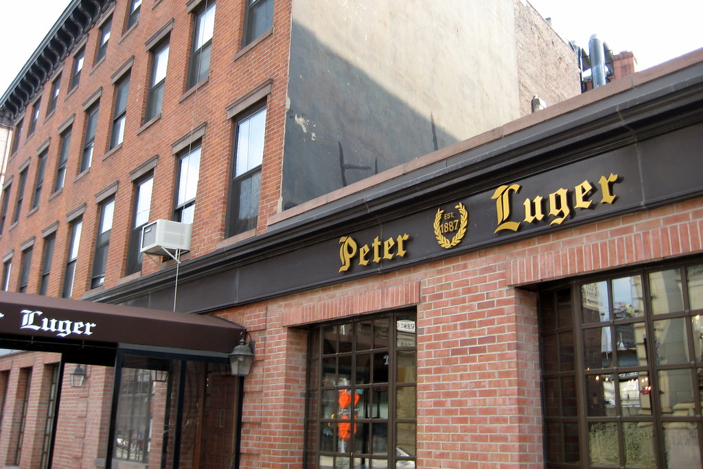 NYC - Brooklyn - Williamsburg - Peter Luger