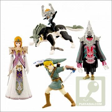 Figuras Zelda
