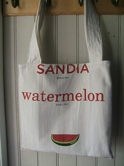 Watermelon Market bag II