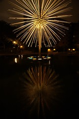 Loring Park Fountain (jcbehm) Tags: park fountain minnesota minneapolis dandelion loringpark