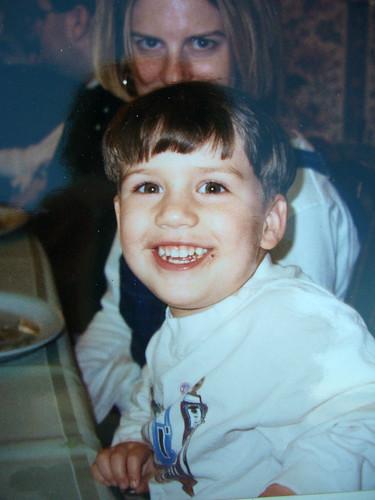Bradley, age 3