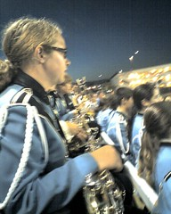 The Saxophone Section!!