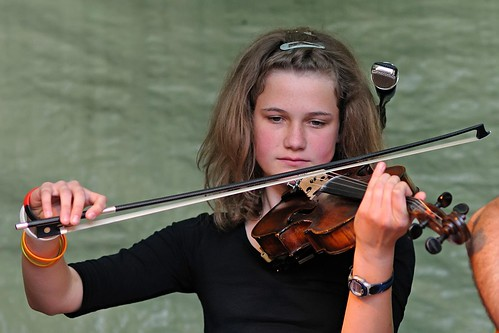 Schottisch-Irisches Hoffest in Altkötzschenbroda 2010 - Samstag