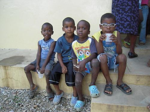 Dominican Republic students