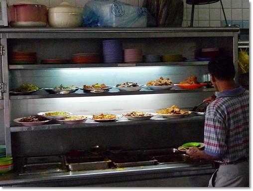 Malay Dishes at Bismillah