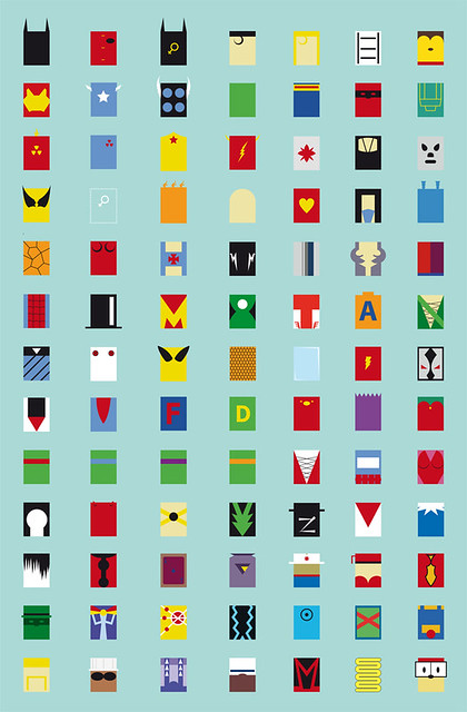 Minimalism heroes (From all kinds and ages)