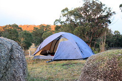 camping camp tent