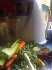 Daily Anti-Cancer Juicing