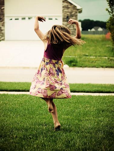 Anna dancer