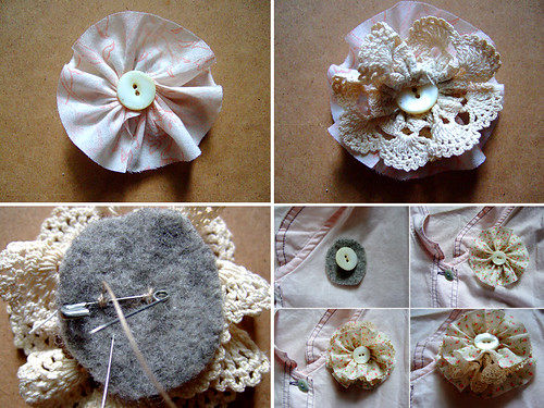 Flower Corsage Tutorial 3