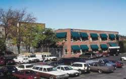 Evergreen's businesses are housed in the Glenville Enterprise Center (via Shorebank Enterprise Group)