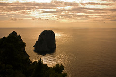 Looking out at the sea (Jarod Carruthers) Tags: sea italy island capri