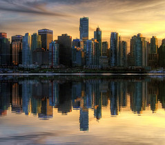 Vancouver Reflected