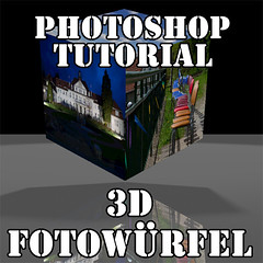 Photoshop Tutorials 3D-Foto-Wuerfel