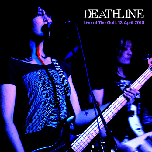 Deathline - Live at The Gaff - Free download EP