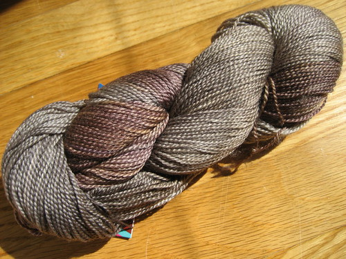 Fleece Artist Sea Wool in Ebony