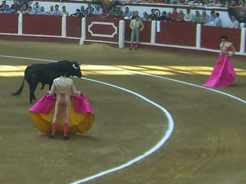Nude Bullfighting?