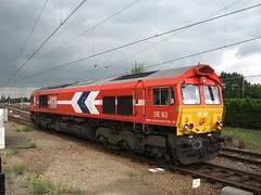 class 66 HGK (giedje2200loc) Tags: railroad power diesel trains locomotive machines railways railfan freight locomotives intermodal railfanning