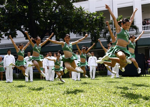 The Lasalle PEP Squad - 4