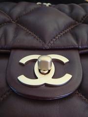 Chanel bubble quilt
