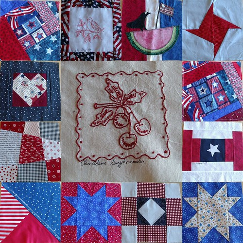 4th of july block swap