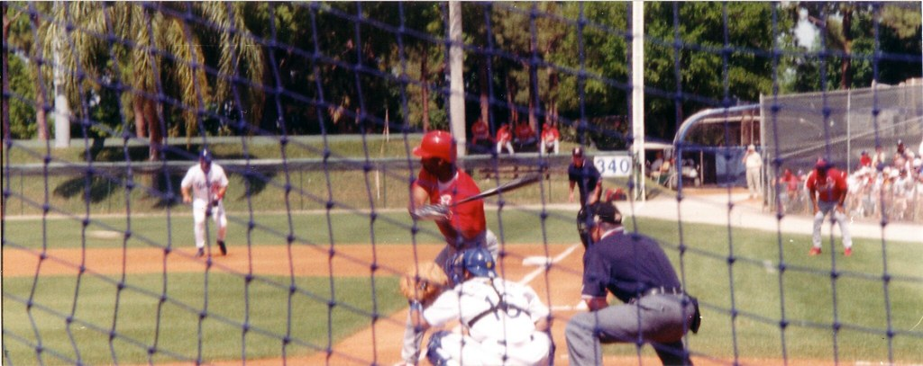 Wille McGee at Dodger Town