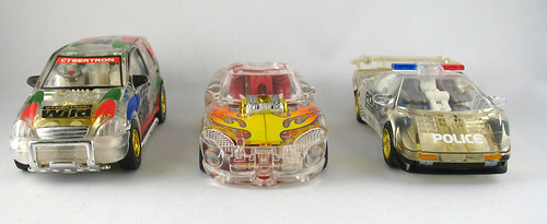 Car Robotos 2001 Osaka Toysland Exclusive Autobot Brothers