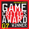 2007 Game Critics Award