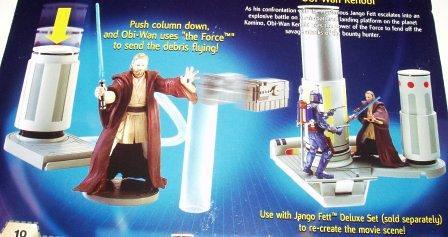 AOTC Obi-Wan Kenobi Deluxe a