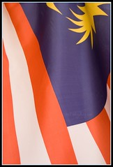 Jalur Gemilang - MY's own Red, White, Blue & Y...