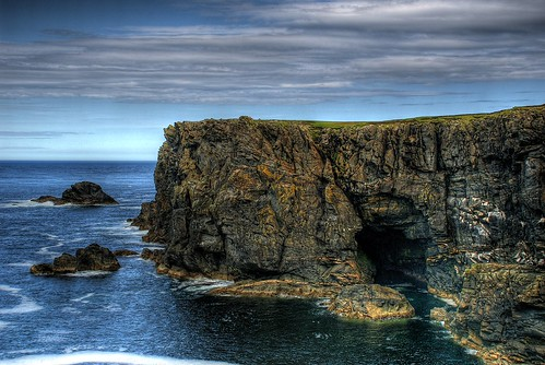 Sheltered Bay - HDR