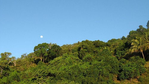 Lune et Montagne #3