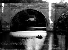 Riverboat (Davy Ellis) Tags: river boat durham wear riverboat prebendsbridge