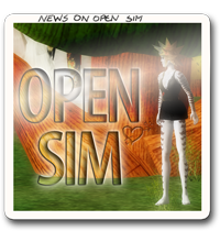 OpenSim news: warning sign ;)
