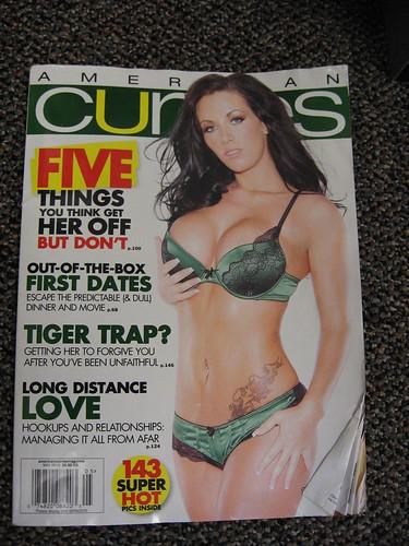 """American Curves"" magazine"