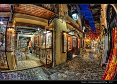 181/365 - HDR - Crete.Rethymno.Night.II,@,1150x755 (Pawel Tomaszewicz) Tags: camera new old city light shadow summer holiday fish streets eye colors architecture night photoshop canon buildings lens island greek photography eos lights islands photo high long exposure foto view quality creative kreta bank hobby fisheye greece crete hq fotografia greekislands hdr cyclades fable noc aparat pawel rethymno wakacje oko kriti architektura  rethimnon 3xp grecja photomatix   odpoczynek wiata urlop wyspa 400d wyspy eos400d 1200x800 fotografowie polscy cyklady rybie  hdrcreativeshots tomaszewicz paweltomaszewicz