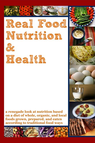 New! Traditional Food and Health Textbook