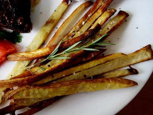 Eats Well With Others: Lola Fries with Rosemary