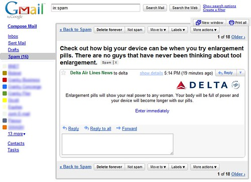 What Delta Should Do with Wifi