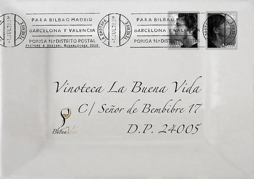 VINOTECA LA BUENA VIDA - NUEVA CARTA DE TOSTAS, RACIONES Y POSTRES