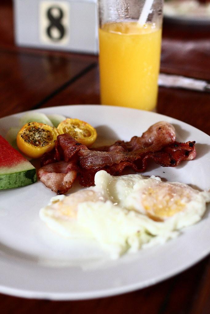 對啊!這就是早餐