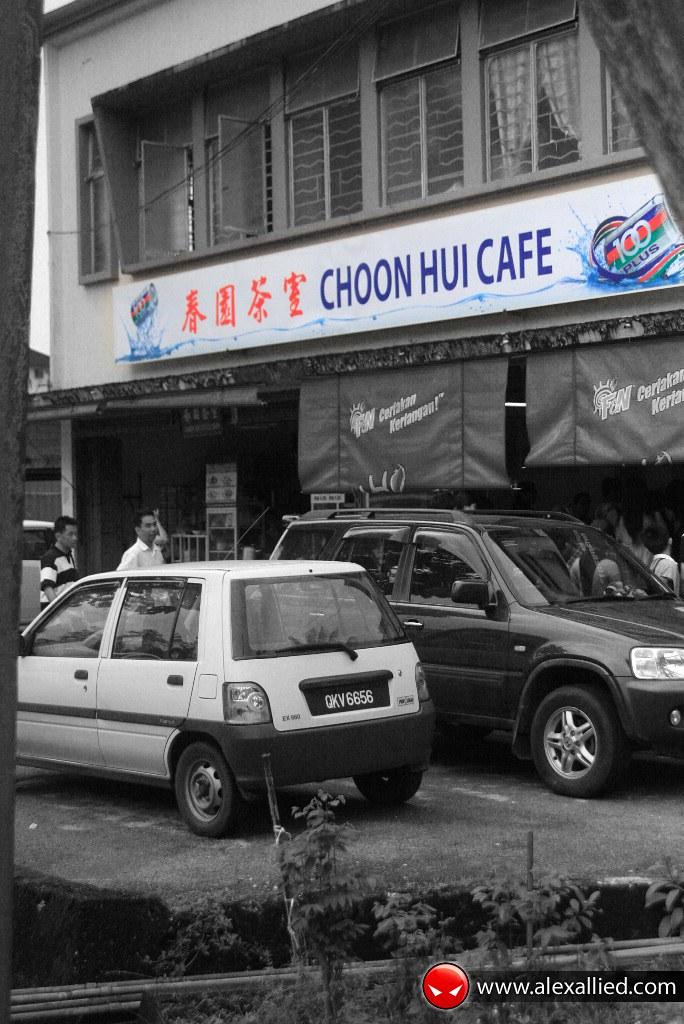 Choon Hui Cafe in Kuching