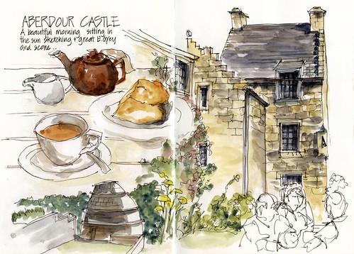 0814SA_02 Aberdour Castle