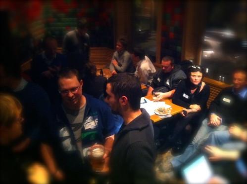 Hacks/Hackers Brussels 1st Meetup