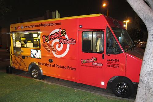 Tornado Potato Truck