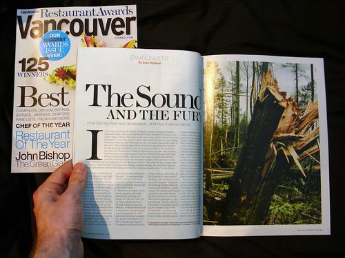 i ♥ vancouver magazine