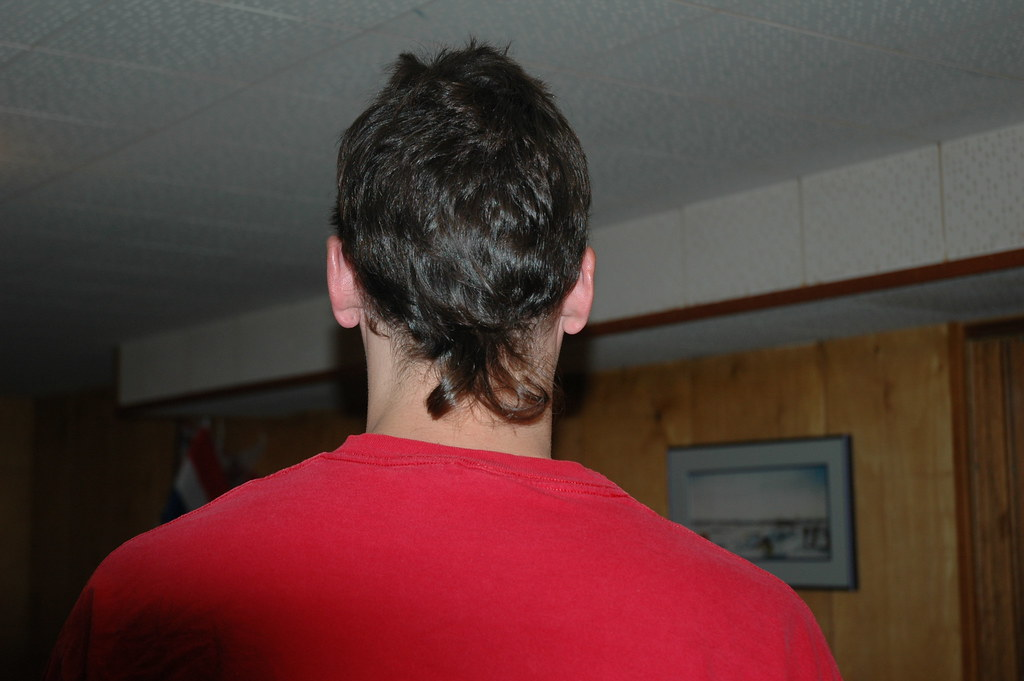 The worlds best photos of haircut and rattail flickr hive mind back view of rat tail myked tags haircut rattail urmus Image collections
