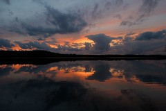 Moody Sunset - by Erik Anestad