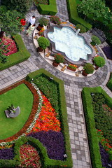 (*April*) Tags: plaza trip vacation garden mexico mexicocity courtyard fourseasons ciudaddemexico viewfromthehotelroom
