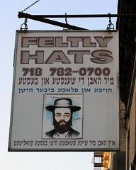 Feltly Hats, 185 Hewes St